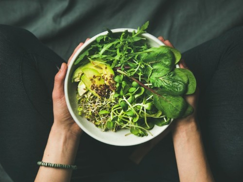 Researchers may have figured out why vegan diets lead to weight and fat loss, even if you don't cut calories