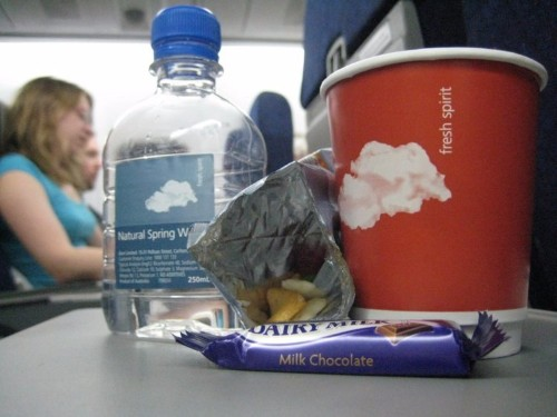 The best foods you can eat while flying