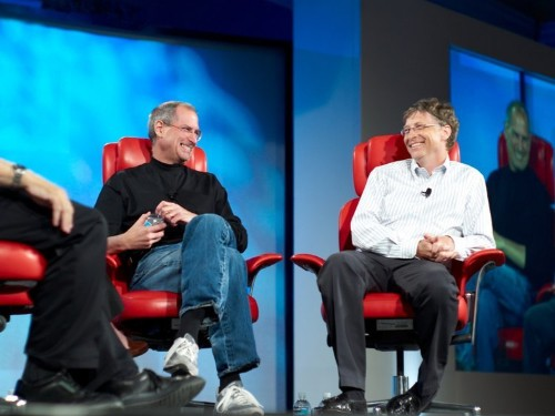 How these 23 entrepreneurs became the lesser known co-founders of the biggest tech companies in the world