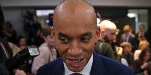 Nick Boles is too 'Thatcherite' to join the Independent Group, says Chuka Umunna