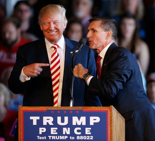 An indictment of Flynn could seal Mueller's obstruction-of-justice case against Trump