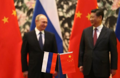 Russian media: Moscow-Beijing ties could 'seriously aggravate the American military planning in the Asian-Pacific region'