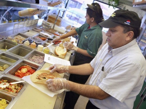 Subway is facing 2 problems that are wrecking its business