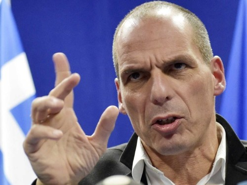 VAROUFAKIS: 'Our NO is a majestic, big YES to a democratic Europe.'