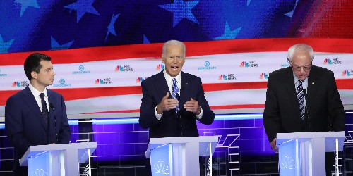 Which 2020 Democrats have qualified for October primary debate - Business Insider
