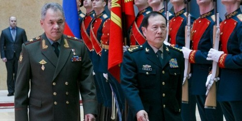 China and Russia have forged a military 'partnership' — and they want the US to pay attention