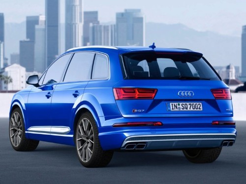 Audi just unleashed its new monster diesel SUV