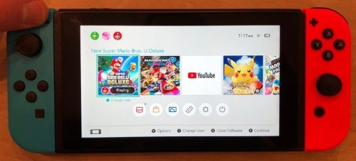 How to delete games on your Nintendo Switch in 2 ways