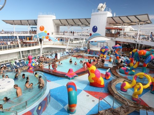 The 10 best cruise ships for families
