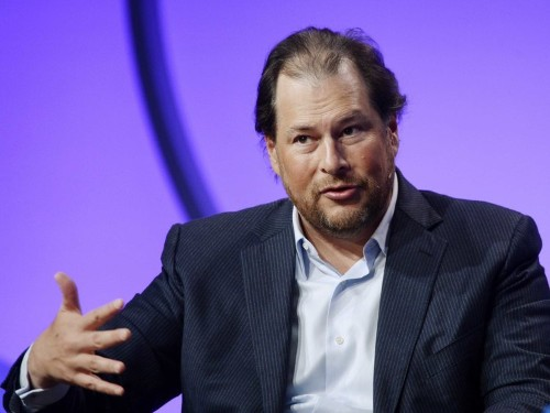 In 2 Sentences, Salesforce.com CEO Marc Benioff Explains Why Something Called 'Analytics' Is The Hot New Thing