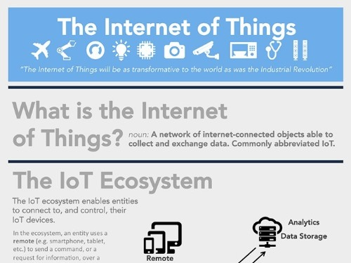 IoT Ecosystem - Internet of Things Forecasts & Business Opportunities