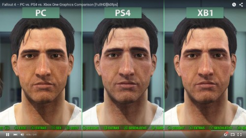 This is how much better games look on PC than anywhere else