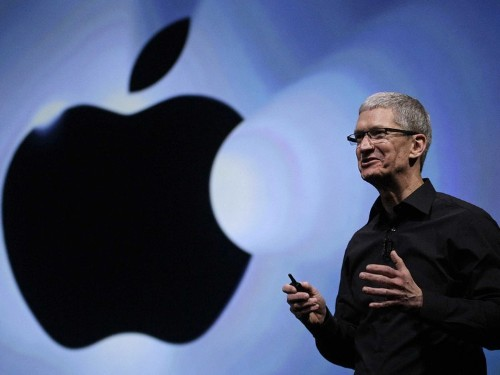 Apple has bought 2 artificial-intelligence companies in 4 days