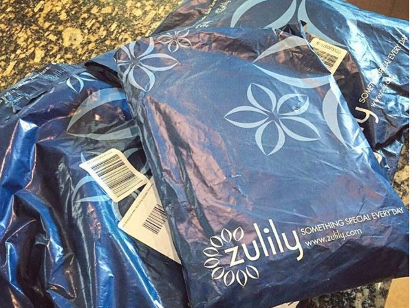 Zulily had a great response after a customer tried to return a coat