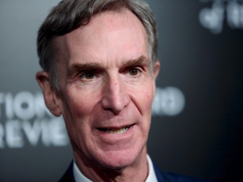 Bill Nye is angrily telling everyone to fight climate change
