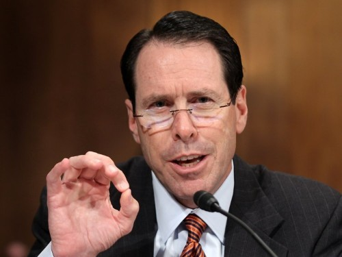 Why AT&T's CEO should think twice before going through with the Time Warner deal
