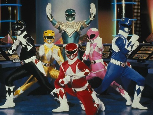 Lionsgate To Reboot 'Mighty Morphin Power Rangers' As Movie Franchise