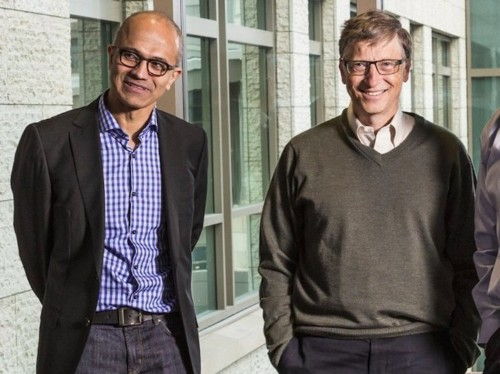 Bill Gates reportedly talked Microsoft out of bidding $8 billion for Slack
