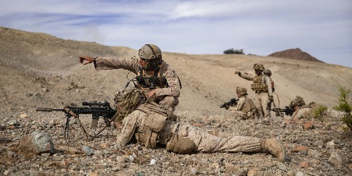 2 Marine Division largest unscripted training in decades with British - Business Insider