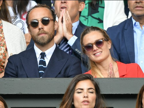 James Middleton says he's 'had enough of big weddings' - Business Insider