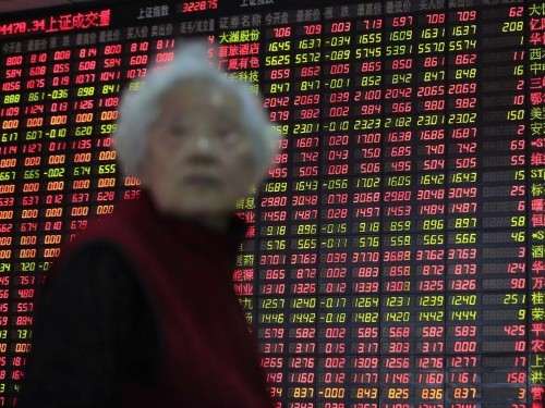 The person in charge of IPOs and share offerings in China was just carted off to jail