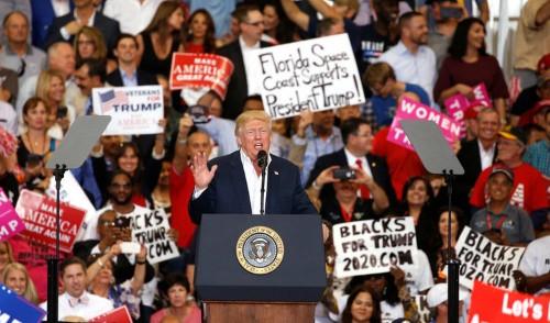 Sweden asks the US to explain Trump comment on Sweden