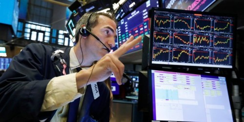 Stocks whipsaw as conflicting trade-war signals confuse traders
