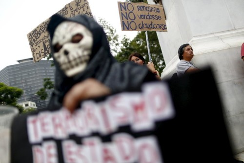 Violence against journalists in Mexico has reached record-setting levels