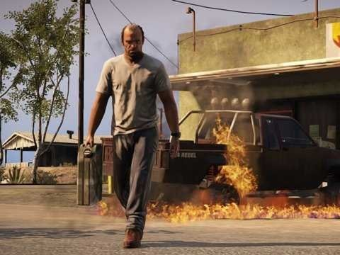 Grand Theft Auto V Helps Take-Two Beat Q3 Expectations
