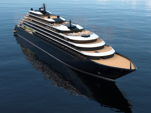 The new Ritz-Carlton luxury cruise ships for the '1% of global travelers' look like incredible super yachts — here's a look at all the amenities and perks
