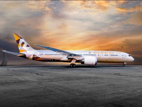 Breitling unveils Etihad Airways partnership and exclusive new watch