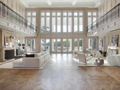 HOUSE OF THE DAY: This $33 Million Historic Mansion In The Hamptons Is A Stunner