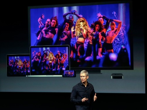 Apple made a good decision about building a TV