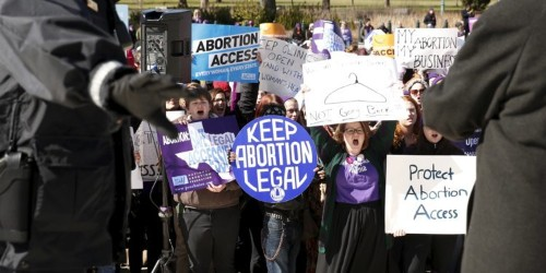 State abortion bans could benefit Democrats in 2020