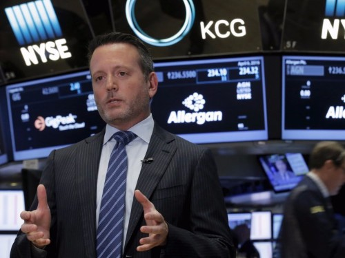 Wall Street Payday: The banks on the massive AbbVie-Allergan deal stand to make $183 million