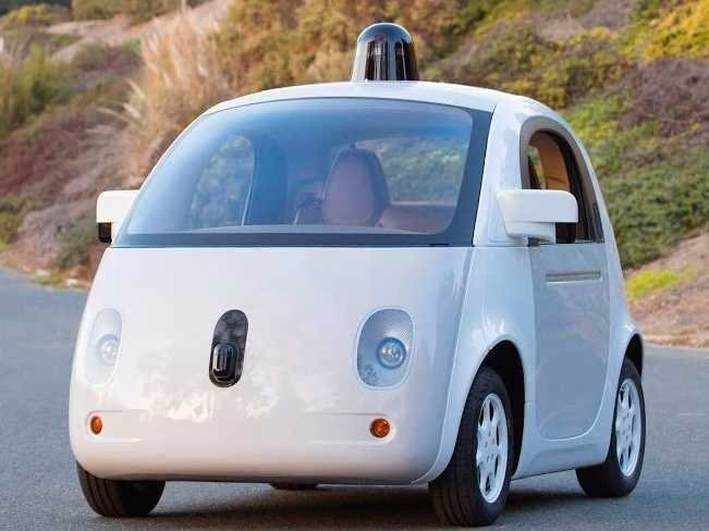Google's driverless cars just got a big boost from the federal government