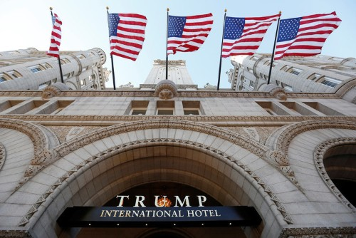 Democrats call Trump's plan for FBI HQ near Trump's DC hotel a 'clear conflict of interest'