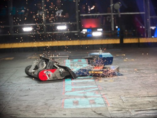 This is why 'BattleBots' was able to return to TV after 13 years