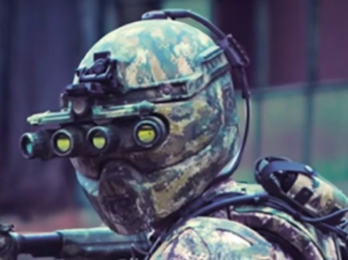 The military is 2 years away from unleashing its real-life Iron Man suit