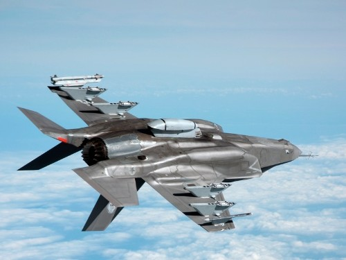 Israel's F-35s may have flown combat mission against Russia in Syria