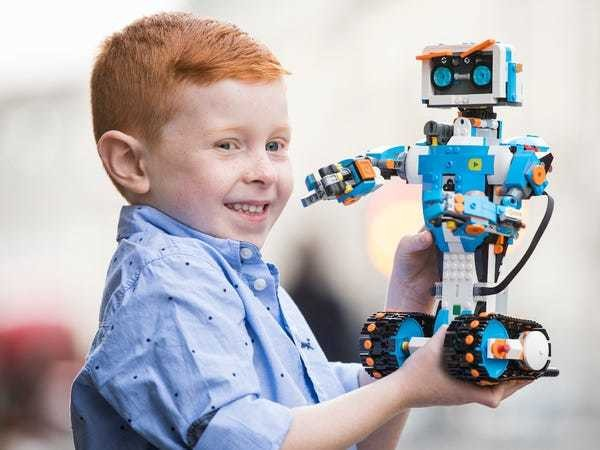 7 things your kids should learn to get a high-paying, robot-proof job - Business Insider
