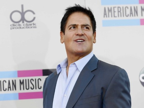 I Had An Interesting Conversation With Mark Cuban About The Future Of The Internet