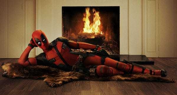 Ryan Reynolds is the best thing about 'Deadpool' and that's really all the movie needs - Business Insider