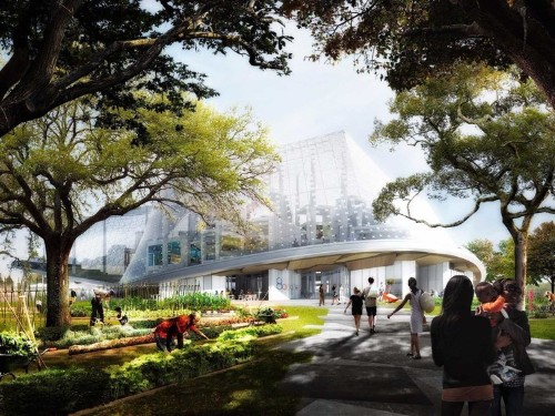 Google's plan to build a futuristic domed campus may lose out to LinkedIn as tech real estate race heats up