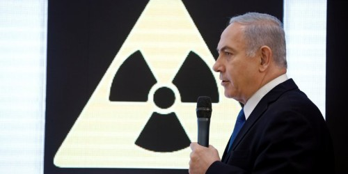 Israel's Netanyahu says bombing Iranians in Syria is preventing a massive religious war
