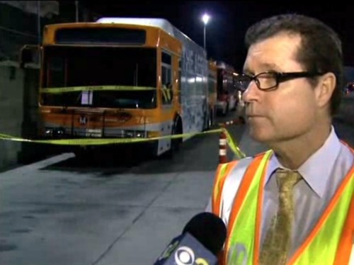 The FBI Is Looking For A Man Who Shouted 'I Have Ebola' On An LA Bus