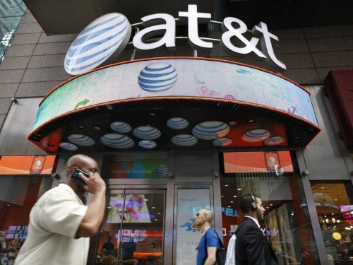 AT&T Has A Plan To Fix Horrible Wi-Fi On Planes, And Gogo Is Tanking On The News