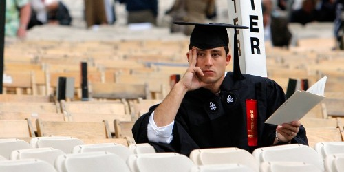 College is wasting time and money, according to George Mason University economics professor