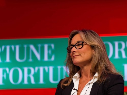 Apple Is Paying New Retail Boss Angela Ahrendts Over $70 Million