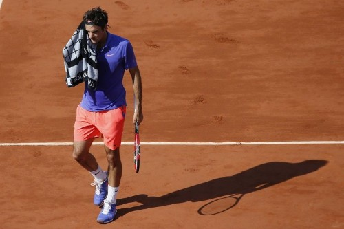 Roger Federer 'not confident' ahead of clay court return
